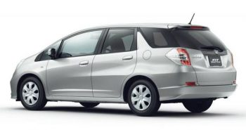 2014 Honda Fit/Jazz Shuttle