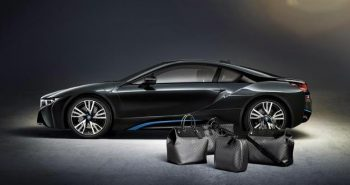 Louis Vuitton'dan BMW i8'e Özel Bavul