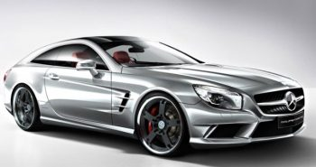 Mercedes-Benz SL Shooting Brake