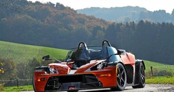 Wimmer RS Modifiyeli KTM X-Bow GT