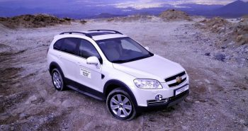 Chevrolet Captiva High AT 7K