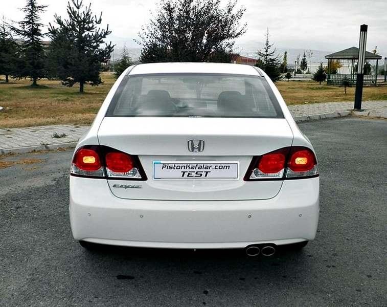 Honda Civic Sedan 16 Elegance Otomatik Piston Kafalar