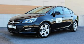 Opel Astra J Sedan 1.3 CDTI Edition