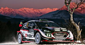 FIA World Rally Championship 2017 Monte Carlo