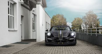 TECHART, Porsche GTstreet R 720 Hp 920 Nm