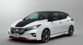 Nissan to show LEAF NISMO Concept at Tokyo Motor Show