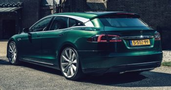 Tesla S Shooting Brake