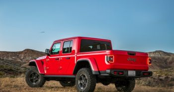 SUV + Pick-Up = Jeep Gladiator!
