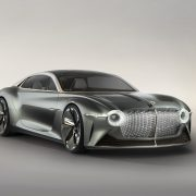 Bentley'den 100. Yıla Özel Konsept: BENTLEY EXP 100 GT !!