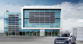 Audi Brand Experience Center at Munich Airport shows how sustainable future sales could look like