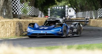Volkswagen, ID.R ile Goodwood'da Boy Gösteriyor