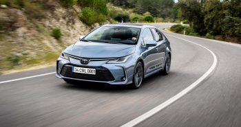 Toyota Corolla Sedan 1.5L Dynamic Force Motor