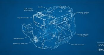 Volvo Cars Electric Motor