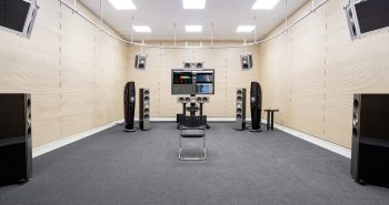 Audio reference room